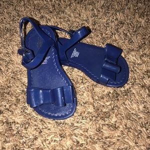 Gap toddler jelly sandals